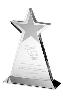 2063 Star Award - vertical