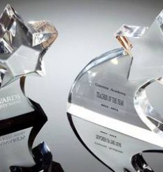 lucite-stars-shooting-awards-gifts
