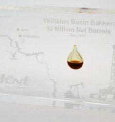 map_north_dakota_laser_engrave_oil_drop